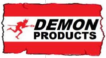 Demon Power Products logo